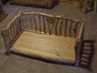 Click here to view a larger picture of the Iron Wood Dog Bed