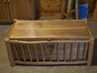 Click here to view a larger picture of the Iron Wood Toy Box